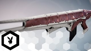 Destiny: The Taken King - Doom of Chelchis (raid scout rifle) full auto Crucible kills