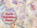 Türkiye'den Vize İstemeyen Asya ve Afrika Ülkeleri