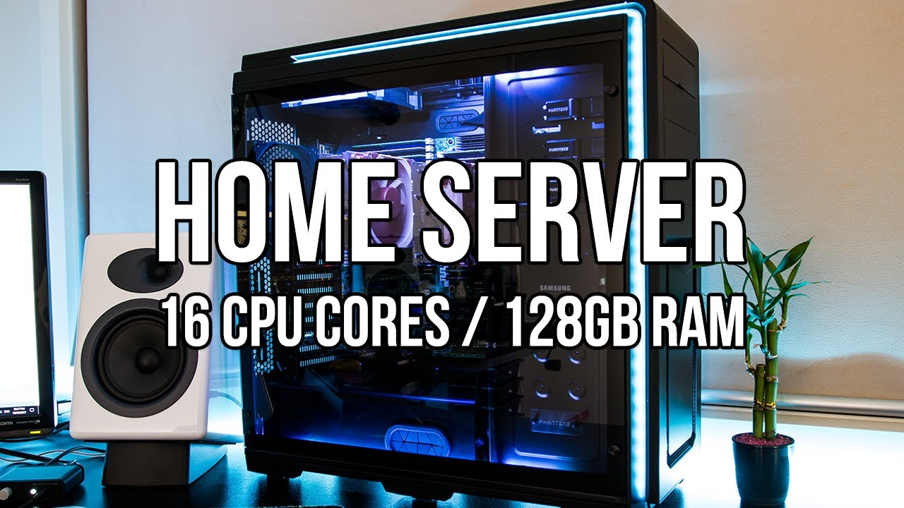 Home Server Build - Choosing Hardware and Benchmarks