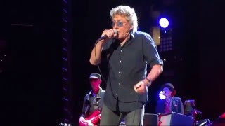 """My Generation"" (Live) - The Who - Oakland, Oracle Arena - May 19, 2016"
