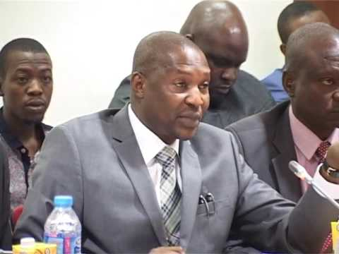 AGF Appears Before Senate Judiciary Committee