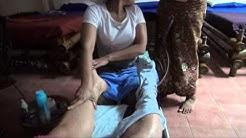 Thai hierontaa Lae Mae Phimissä