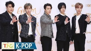 Super Junior(슈퍼주니어) 'Golden Disc Awards' Red Carpet (골든 디스크어워즈, Black Suit)