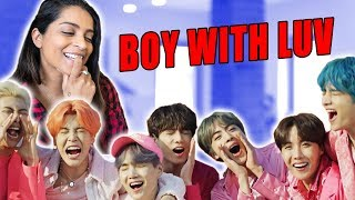 Baixar Reacting to BOY WITH LUV by BTS