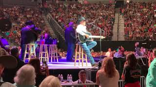 The Weight of the Badge - George Strait - 8/24/19 - Las Vegas - T- Mobile Arena