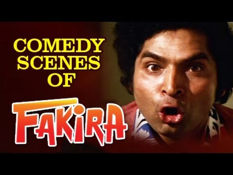 Comedy Scenes from Hindi Movie Fakira - Jukebox - Asrani, Aruna Irani