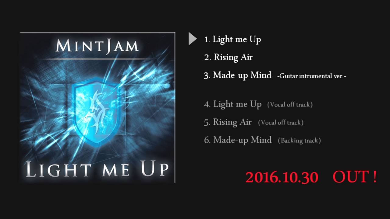 Mintjam maxi single light me up crossfade demo youtube mozeypictures Images
