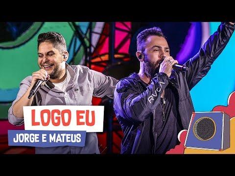 Logo Eu - Jorge e Mateus - Villa Mix Goiânia 2018  Ao Vivo