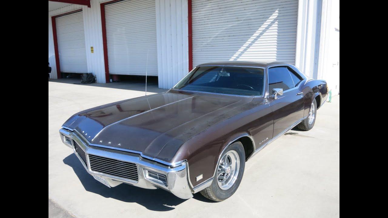 Mike Auto Sales >> 1969 Buick Riviera 430 big block cruisin the California ...