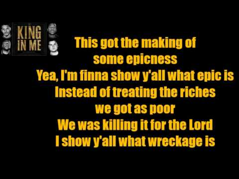 WLAK - King in Me (Lyrics)