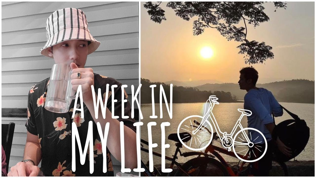 A Week In My Life   Rk Sushant  