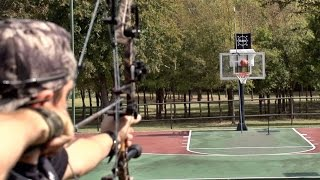 Archery Trick Shots Dude Perfect