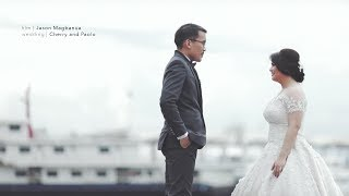 Cherry and Paolo: A Wedding at Basilica Minore de San Sebastian Quiapo, Manila