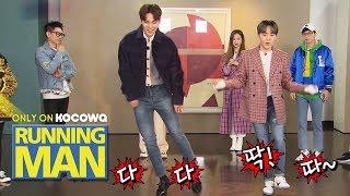 Download lagu Seungkwan & Minkyu Continue to Perform Like Masters of Performance [Running Man Ep 448]