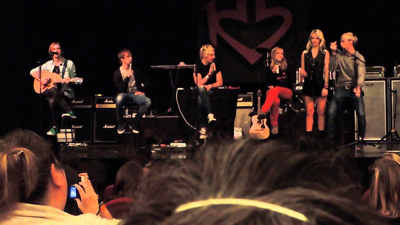 R5 qa and soundcheck mashup treasureget lucky 190214 youtube r5 qa and soundcheck mashup treasureget lucky 190214 kristyandbryce Images