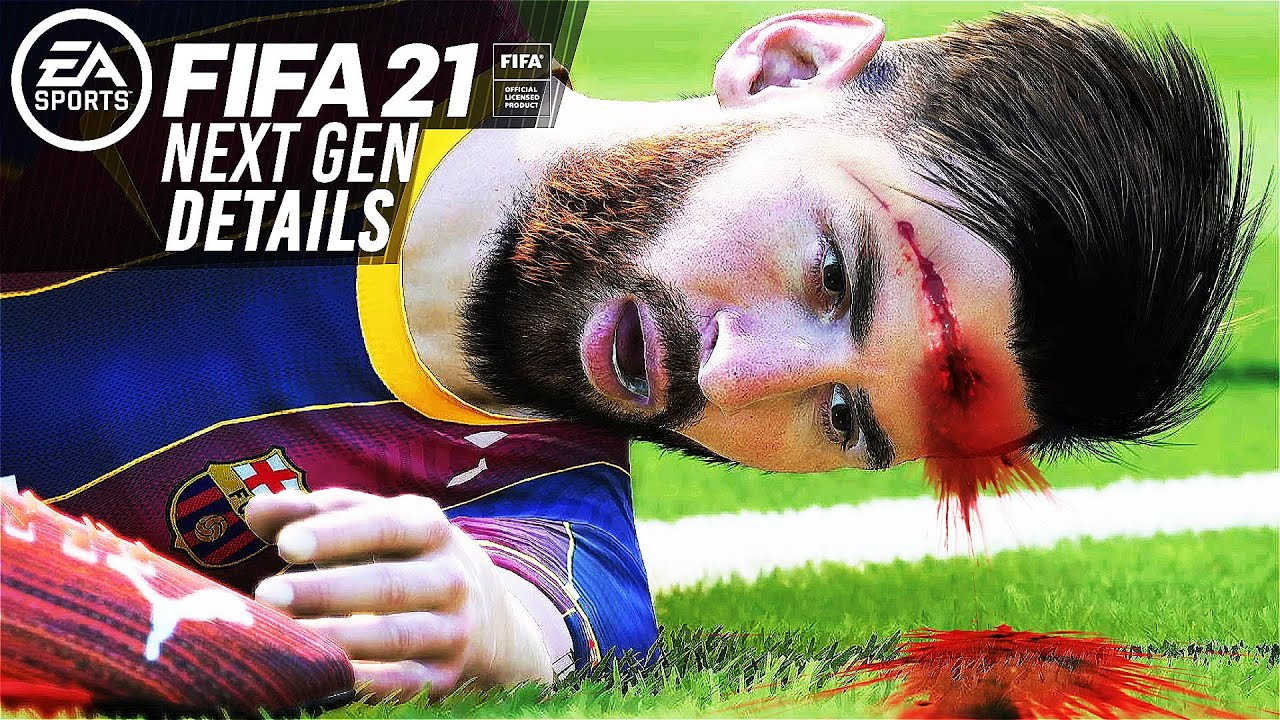 Download FIFA 21- NEXT GEN - ALL **NEW** DETAILS AND REALISTIC CHANGES! (PS5)