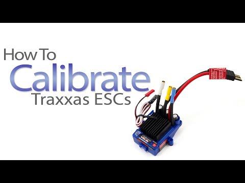 Traxxas ESC Programming Guide — Roger's Hobby Center
