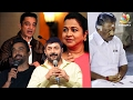 Celebrities responds to OPS remarks against VK Sasikala | Kamal Haasan, Arya, Sripriya, Vivek