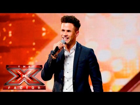 Jamie and Olly are separated at birth | Auditions Week 2 | The X Factor UK 2015