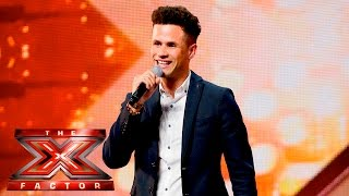 Jamie and Olly are separated at birth   Auditions Week 2   The X Factor UK 2015