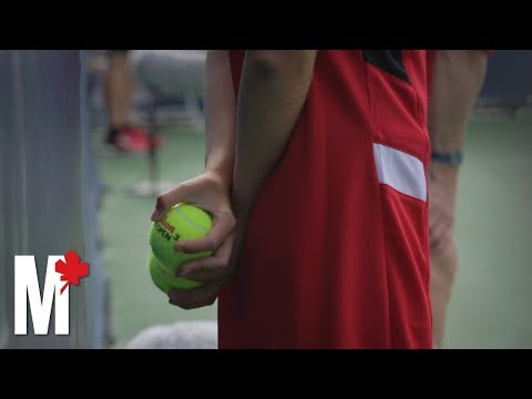 Ball Crew: What it's like to be a Rogers Cup ball kid