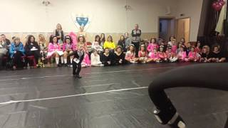 Cover images 4 Year old irish dancer