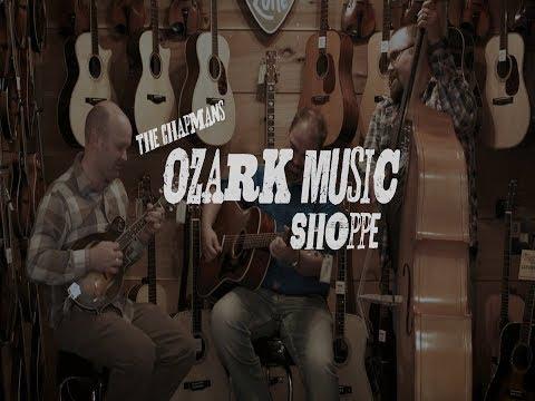 The Ozark Music Shoppe Ep8 Feat: Alan Bibey