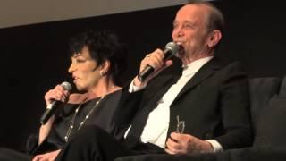 LIZA MINNELLI, JOEL GREY, MICHAEL YORK, MARISA BERENSON Q&A for CABARET