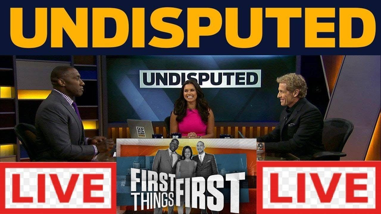 UNDISPUTED 10/07/2020 LIVE HD - First Things First LIVE | Skip Bayless and Shannon Sharpe on FS1