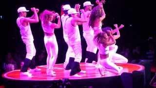 Selena Gomez = B.E.A.T. & Work (Iggy Azalea Cover) = Winnipeg MTS Center - Stars Dance Tour 2013
