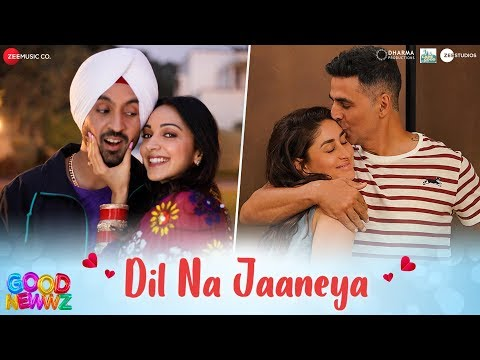 Dil Na Jaaneya Video Song - Good Newwz