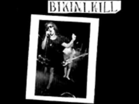 Bikini Kill - Bikini Kill ep