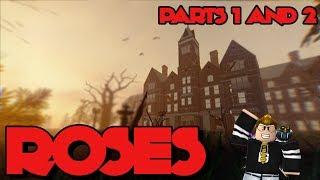 Das beste Spiel auf Roblox Roses   Ch 1 und 2