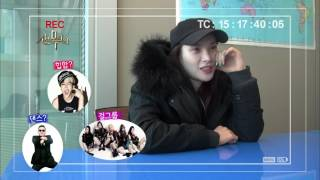 SBS 설특집 [보컬 전쟁_신의 목소리] - 거미 사전 인터뷰 영상