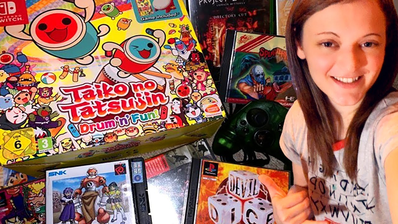 VIDEO GAME HUNTING PICKUPS! (CARBOOT/CEX/EVENTS/WILD FINDS!) & Channel Update! (14th January 2020!)