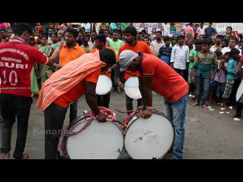 Teenmaar Dance || Teenmaar Drums Beats || Teenmaar Dance Steps At Tirupati Ganga Jatara L AP