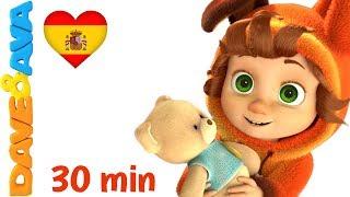 Baixar ❤ Canciones Infantiles en Español   Canciones de Cuna de Dave y Ava ❤