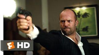 Safe (6/9) Movie CLIP - Hotel Shootout (2012) HD