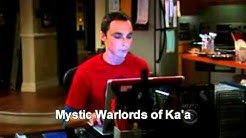 Mystic Warlords of Ka'a (Number 1)