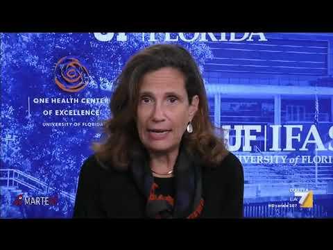 La virologa Ilaria Capua: 'Se questo virus si comporterà come il raffreddore non servirà un ...