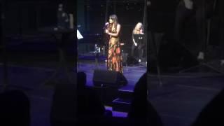 Getaway Car - Lea Michele ( NYC concert )