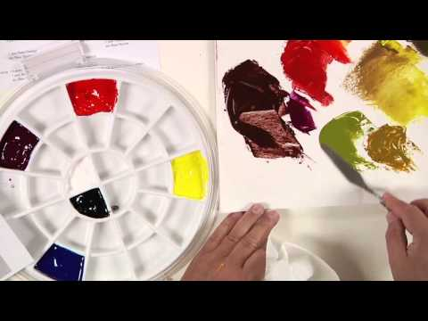 Basic Mixes: Colors  Paint It Simply Part 2