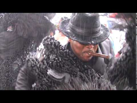 Coming Out The Door: YMO 130th annual second line with The Untouchables and TBC Brass Band