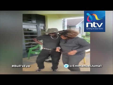 Tetema To Shaku Shaku: Shebesh Got Talent    Bull's Eye