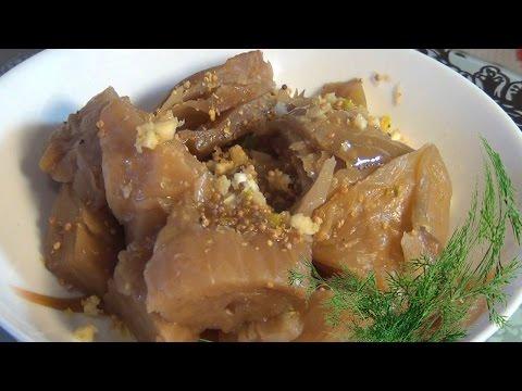 Закуска ленивая капуста-постное блюдо
