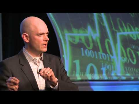 Humanity in the Machine - What Comes After Greed? : Brian David Johnson at TEDxWallStreet
