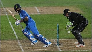 India vs new zealand semi final match up down movements..
