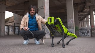 🐶 RoboPes od Boston Dynamics - SPOT!