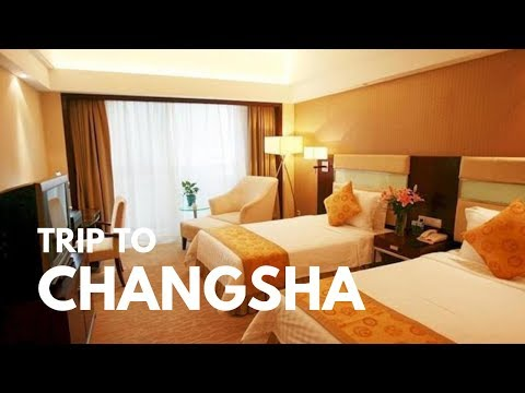 Business Trip to Changsha | Hunan International Conference
