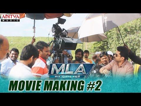 mla-movie-making-#2-|-mla-movie-|-nandamuri-kalyan-ram-|-kajal-aggarwal-|-upendra-madhav